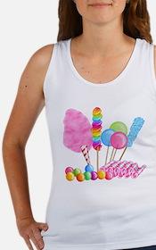 Candy Circus Tank Top