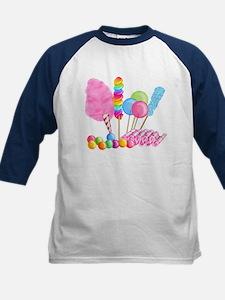 Candy Circus Baseball Jersey