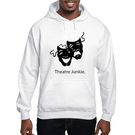 Theatre Junkie Hooded Sweatshirt