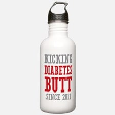 Diabetes Butt Since 2011 Water Bottle