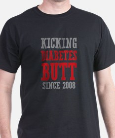 Diabetes Butt Since 2008 T-Shirt