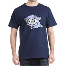 Counting Sheeps Rainbow T-Shirt