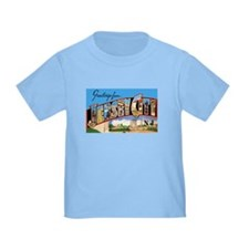Jersey City New Jersey Greetings T