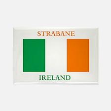 Strabane Ireland Rectangle Magnet