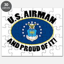 Proud Airman Puzzle