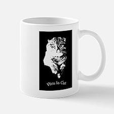 Viva La Cat Mug