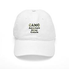 Camo America's Away Colors Baseball Cap