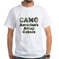 Camo America's Away Colors Shirt