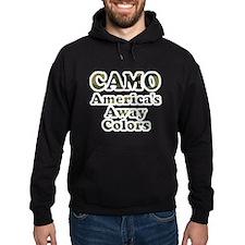 Camo America's Away Colors Hoodie