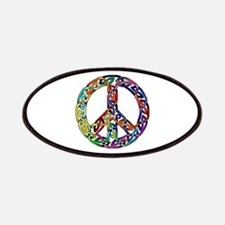 Pride and Peace Patches