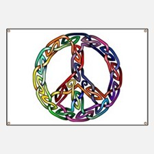 Pride and Peace Banner