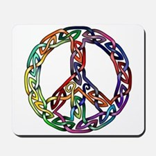 Pride and Peace Mousepad