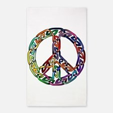 Pride and Peace 3'x5' Area Rug