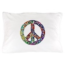 Pride and Peace Pillow Case