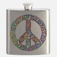 Pride and Peace Flask