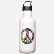 Pride and Peace Water Bottle