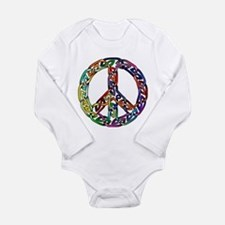 Pride and Peace Body Suit