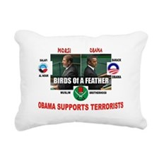 SALAFI AL NOUR Rectangular Canvas Pillow