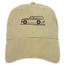Volvo Amazon Kombi Baseball Cap