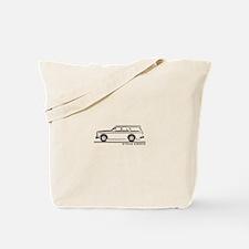 Volvo Amazon Kombi Tote Bag