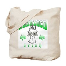 Irish Loco Tote