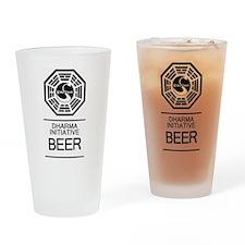 Dharma Initiative Beer Glass