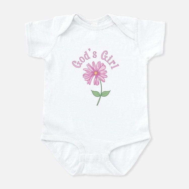 God's Girl Infant Bodysuit