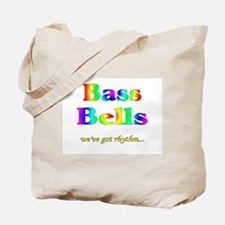 Bass Bells Tote Bag