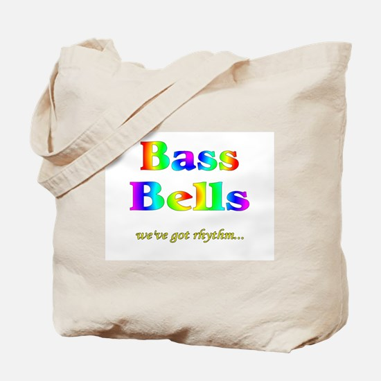 Bass Bells Tote Bag