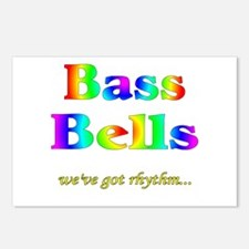 Bass Bells Postcards (Package of 8)