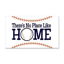 No Place Like Home Rectangle Car Magnet