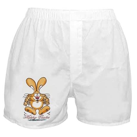 Hoppy Easter Boxer Shorts