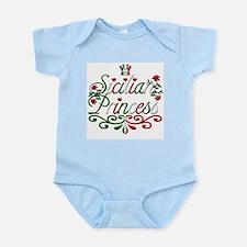 Sicilian Princess Infant Bodysuit
