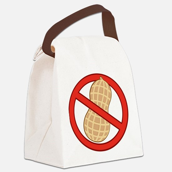 STOP Canvas Lunch Bag