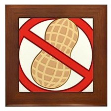STOP Framed Tile