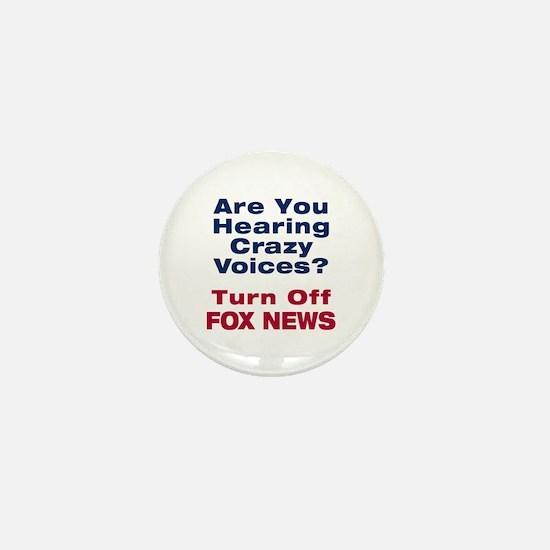 Turn Off Fox News Mini Button