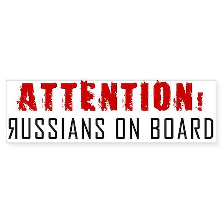 Russians on board