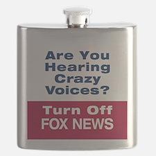 Turn Off Fox News Flask