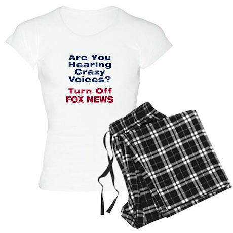 Turn Off Fox News Pajamas