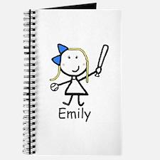 Softball - Emily Journal