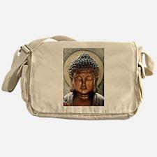Buddha Blessing Messenger Bag