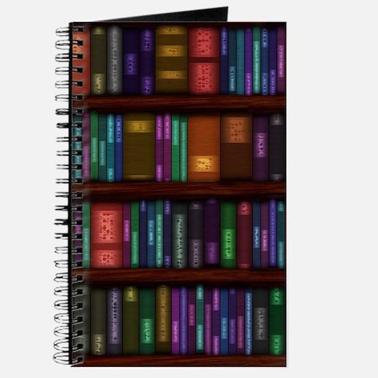 Old Bookshelves Journal
