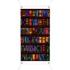 Old Bookshelves Banner