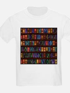 Old Bookshelves T-Shirt