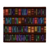 Books Fleece Blankets