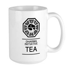 Dharma Initiative Tea Mug