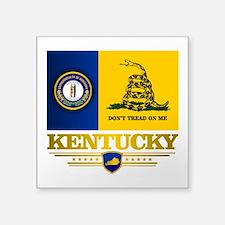 Kentucky Gadsden Flag Sticker