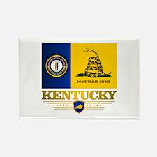 Kentucky Gadsden Flag Rectangle Magnet
