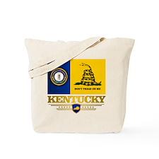 Kentucky Gadsden Flag Tote Bag