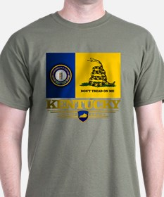 Kentucky Gadsden Flag T-Shirt